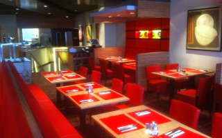 Pizza Hut Trier | BEKHUIS lichtprojecten 2