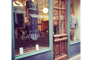 We are Labels Huidenstraat 17 Amsterdam | BEKHUIS lichtprojecten