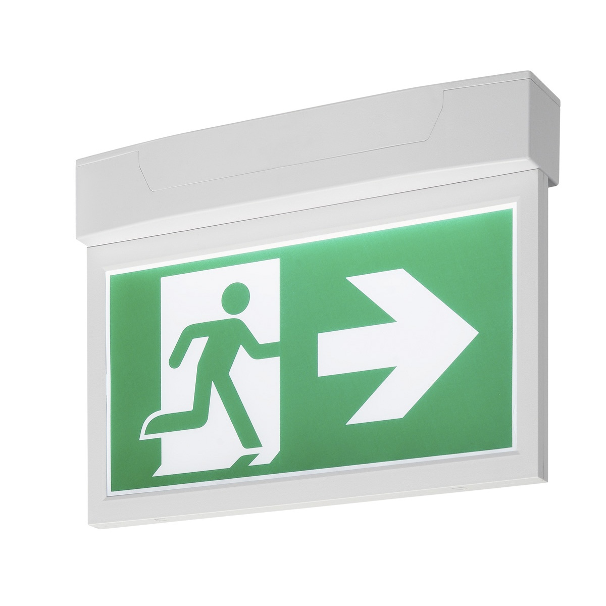 SLV | P-LIGHT 33 Noodverlichting exit sign groot